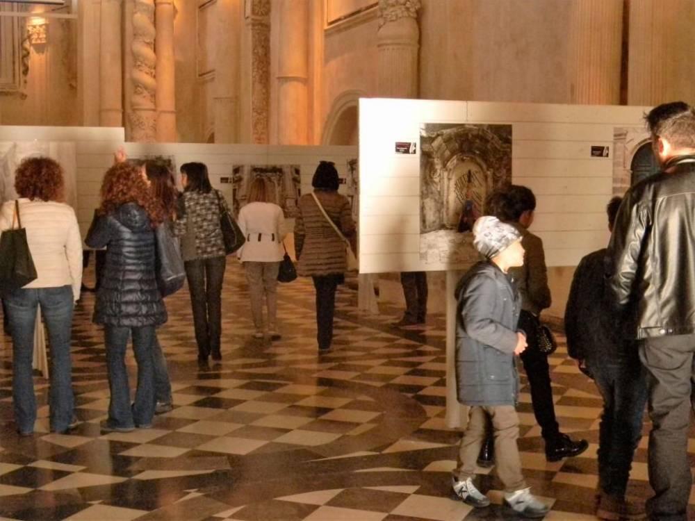 Ragusa con la mostra porta sicula inaugurata la terza edizione del festival della danza cit - Mostra della porta ...