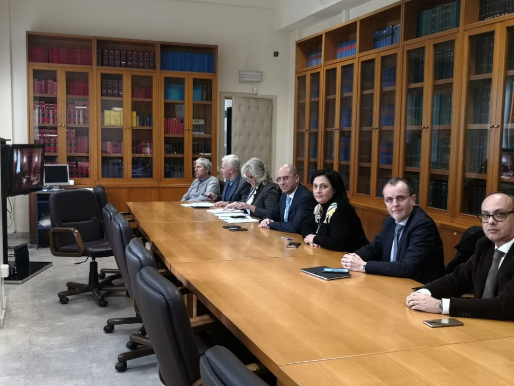 Palermo - firmata la continuita' territoriale per comiso: due voli giornalieri comiso/ roma e uno comiso/milano.